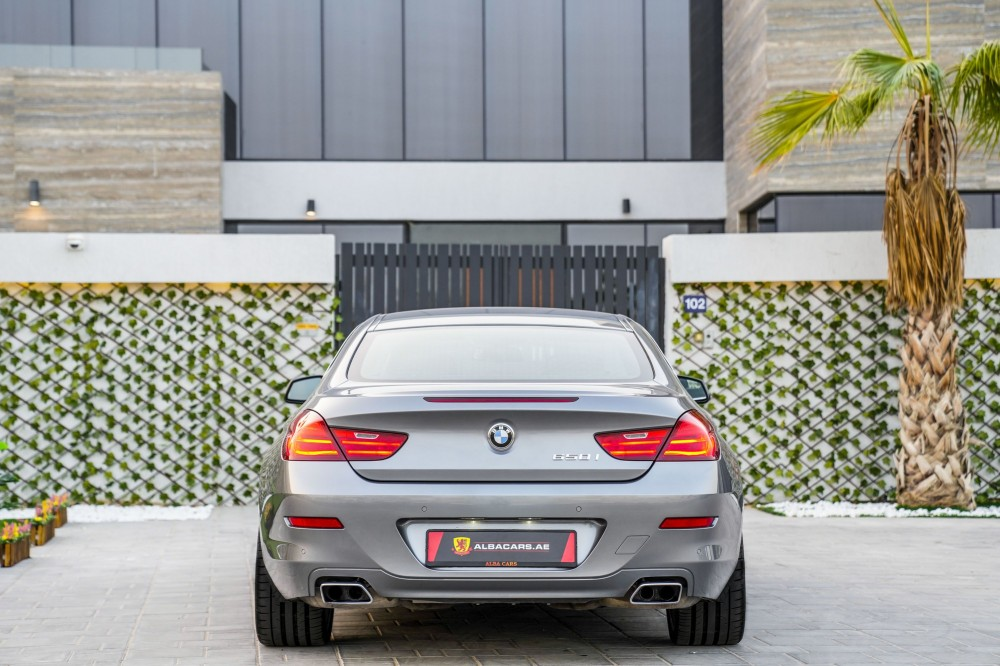 buy approved BMW 650i with warranty