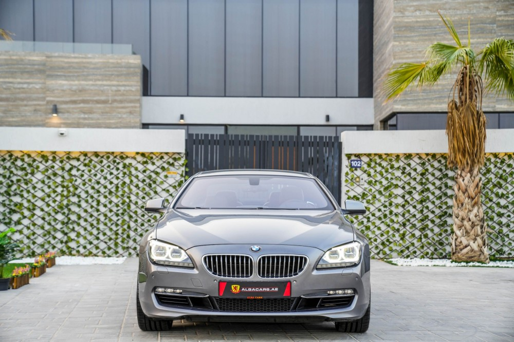buy used BMW 650i without downpayment
