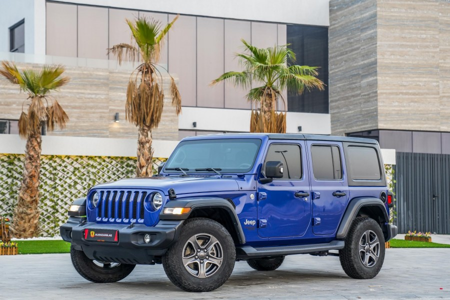 Jeep Wrangler Unlimited Sport S