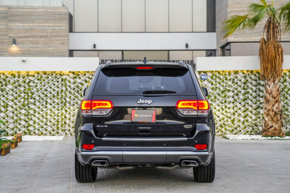 buy approved Jeep Grand Cherokee Summit V8 without downpayment
