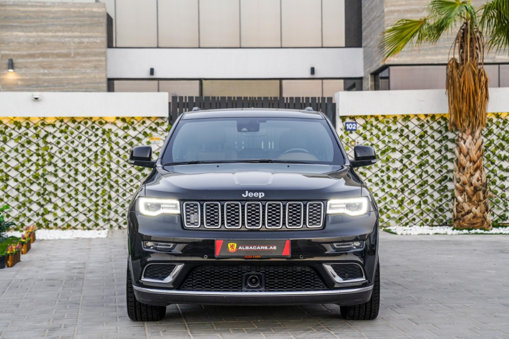 buy used Jeep Grand Cherokee Summit V8 without downpayment