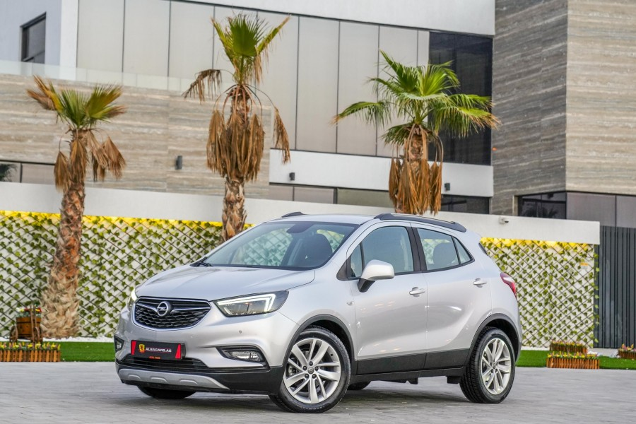 Opel Mokka Turbo