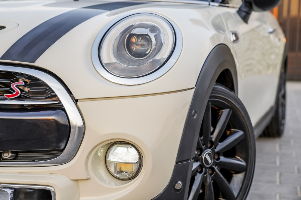 buy second hand Mini Cooper S without downpayment