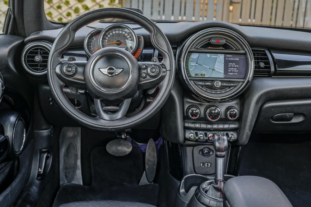 buy pre-owned Mini Cooper S without downpayment