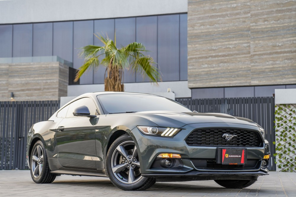 buy second hand Ford Mustang V6 in UAE