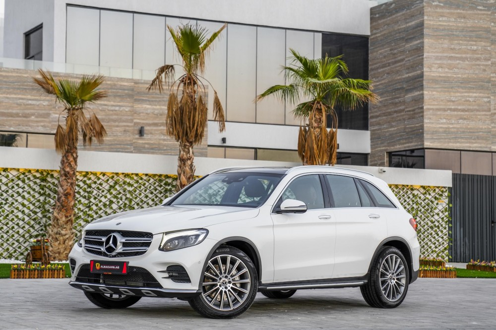 buy used Mercedes GLC 250 AMG with warranty