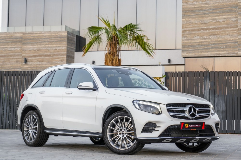 buy pre-owned Mercedes GLC 250 AMG in UAE