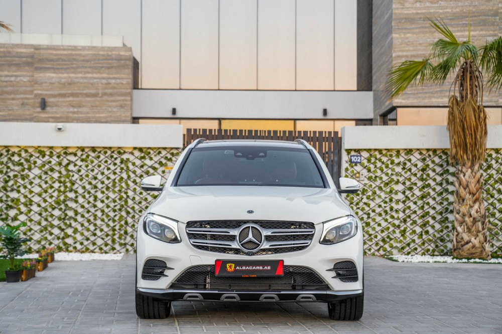 buy approved Mercedes GLC 250 AMG in Dubai