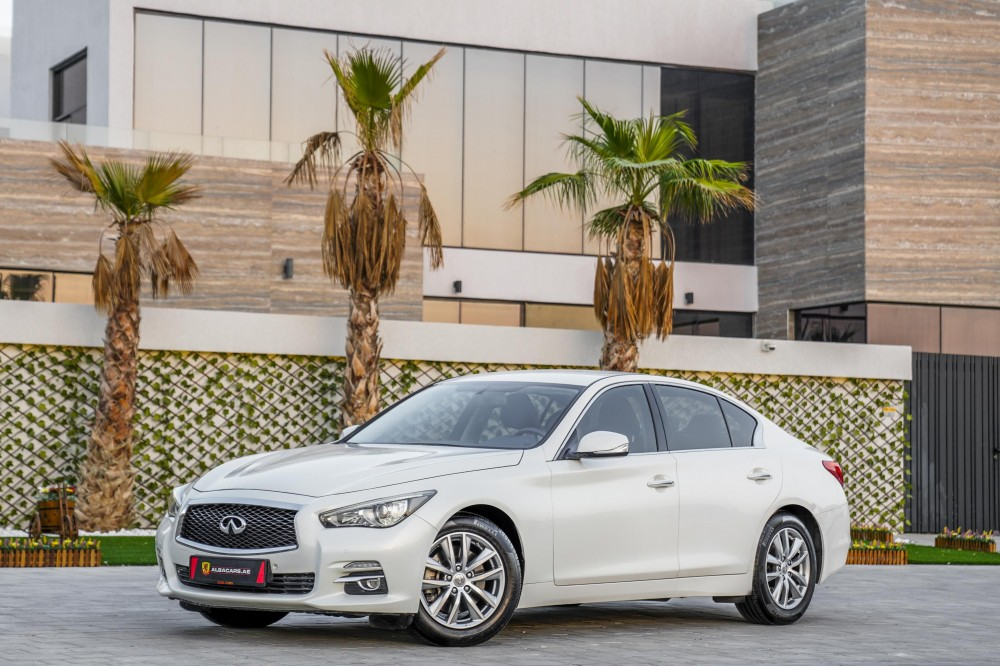 buy approved Infiniti Q50 2.0L with warranty