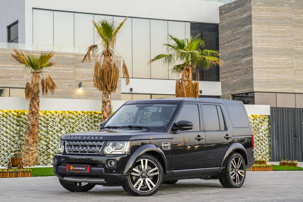 buy second hand Land Rover LR4 V6 Supercharged with warranty