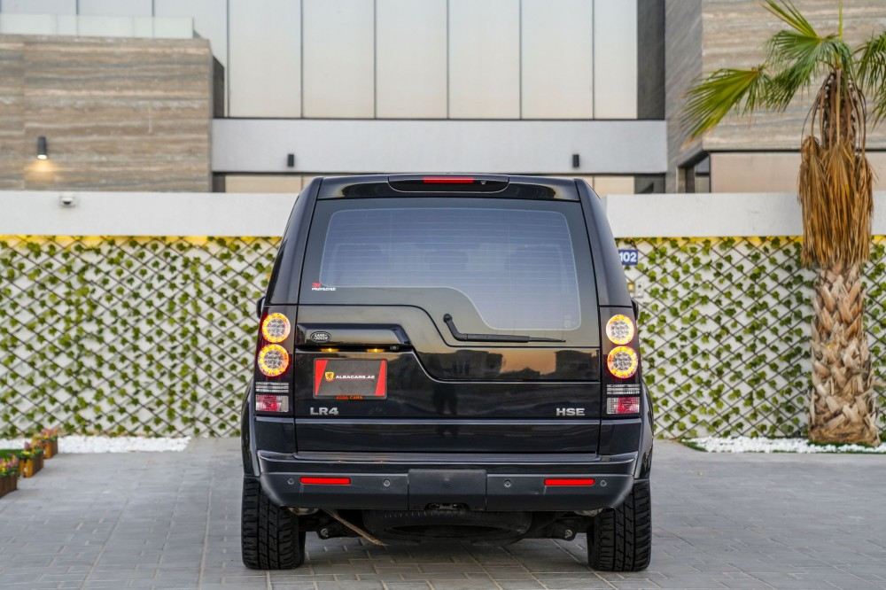 buy used Land Rover LR4 V6 Supercharged in UAE