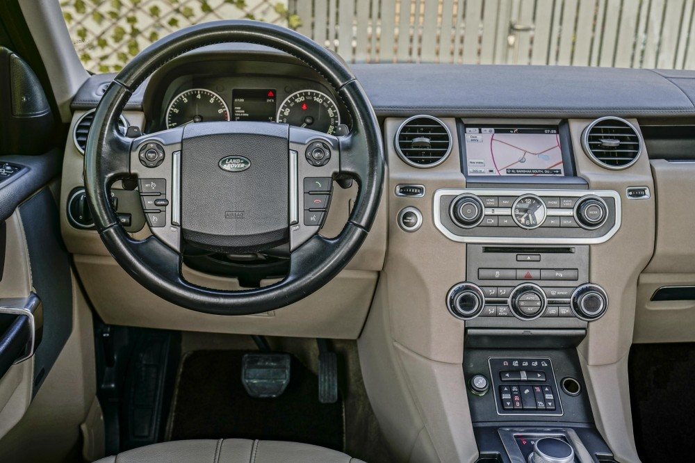 buy second hand Land Rover LR4 V6 Supercharged without downpayment