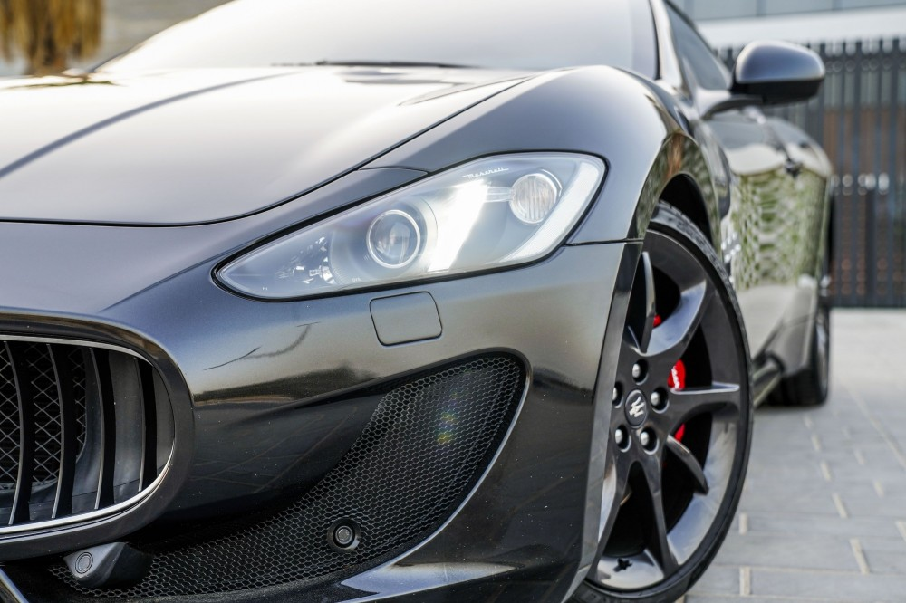 buy pre-owned Maserati GranTurismo S without downpayment