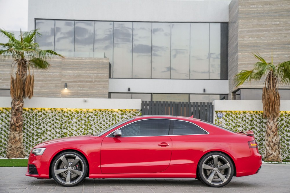 buy approved Audi RS5 V8 with warranty