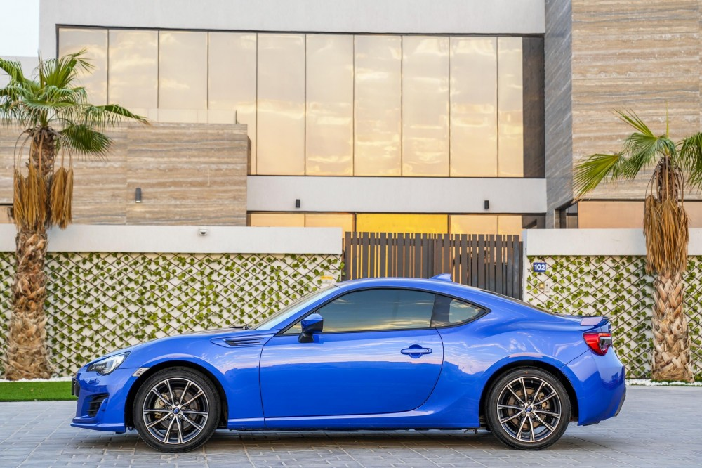 buy used Subaru BRZ without downpayment