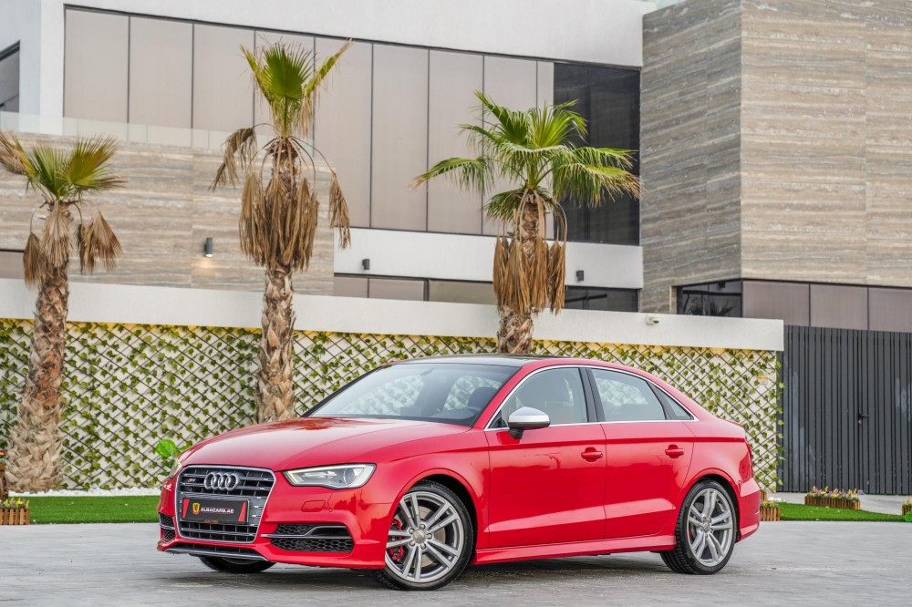 buy slightly used Audi S3 without downpayment