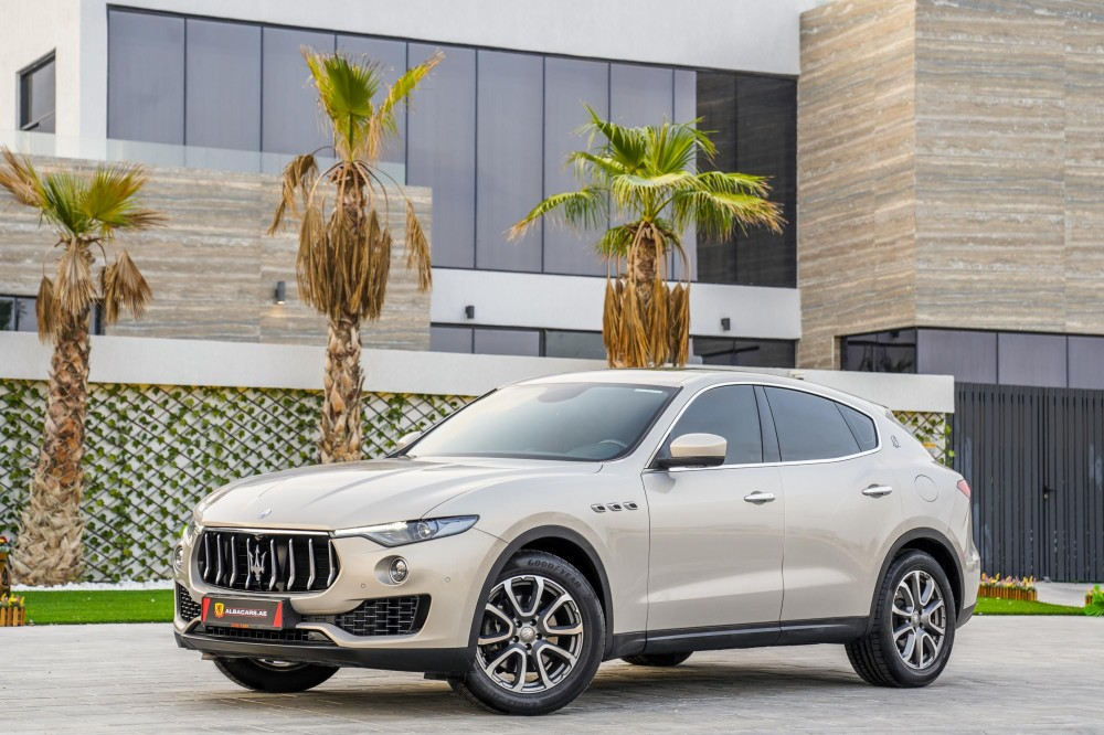 buy approved Maserati Levante without downpayment