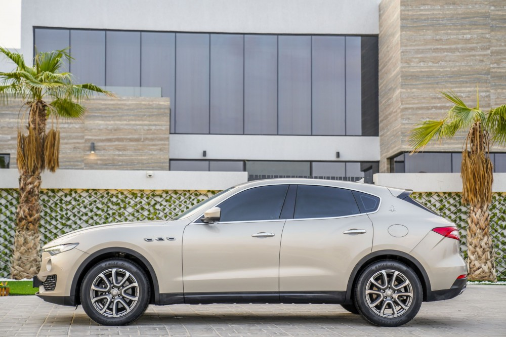 buy pre-owned Maserati Levante with warranty