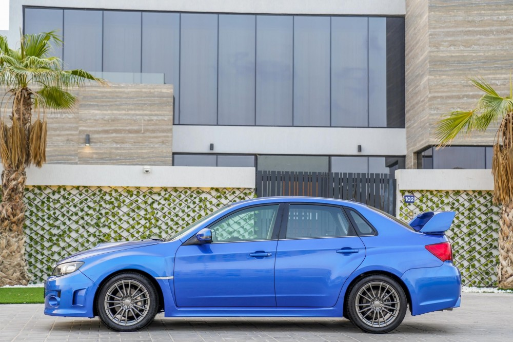 buy pre-owned Subaru WRX without downpayment