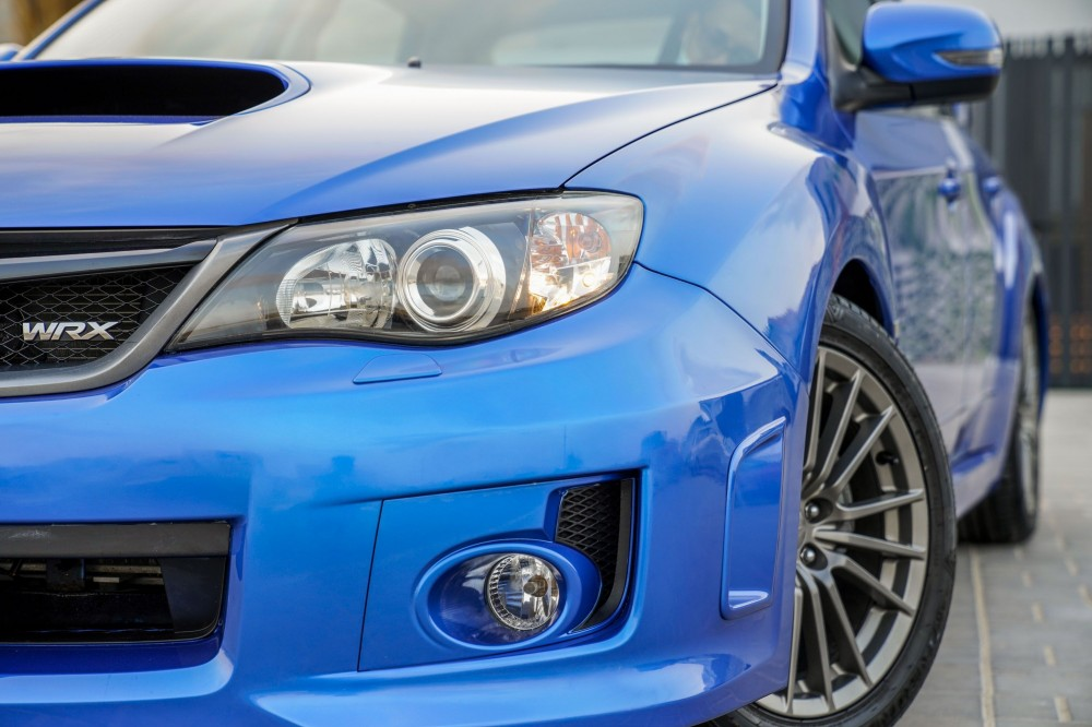 buy slightly used Subaru WRX without downpayment