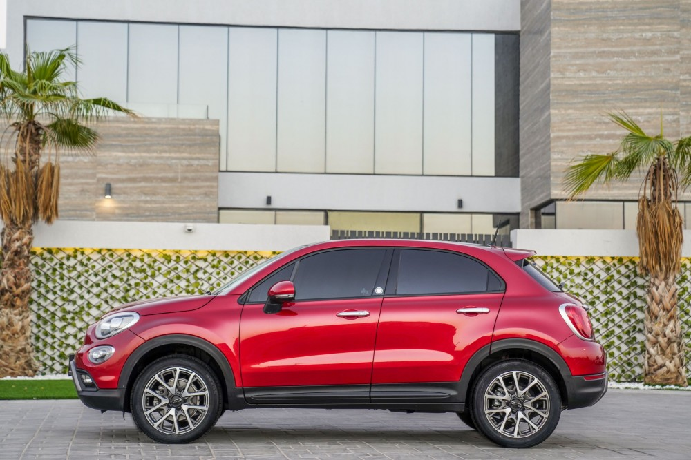 buy certified Fiat 500X without downpayment