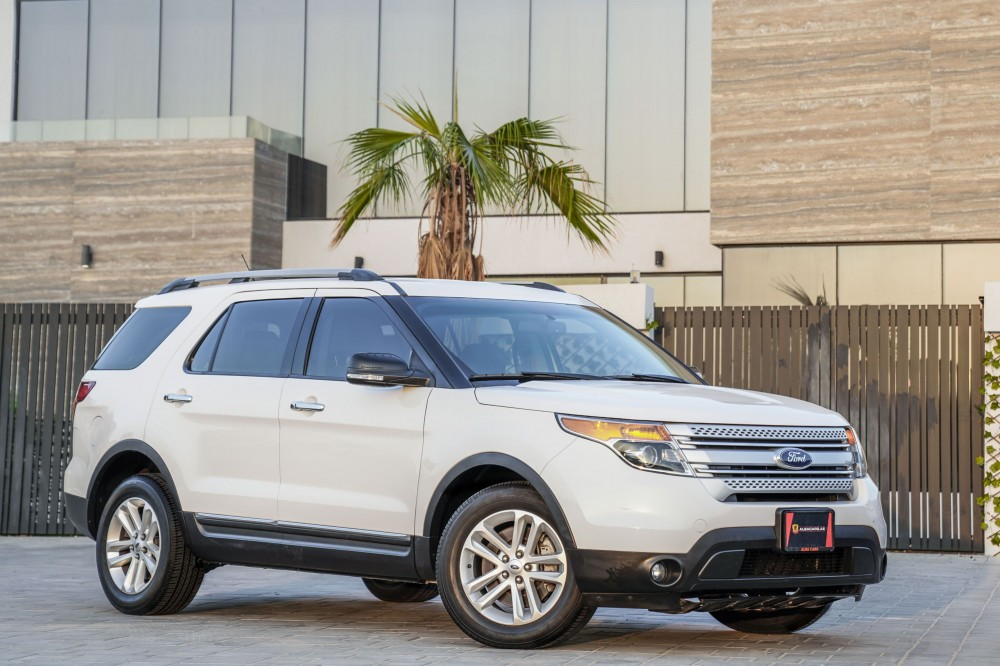 buy certified Ford Explorer XLT V6 without downpayment