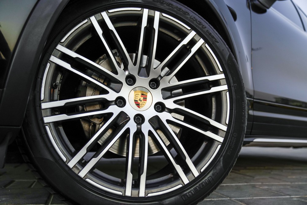 buy used Porsche Cayenne S in UAE
