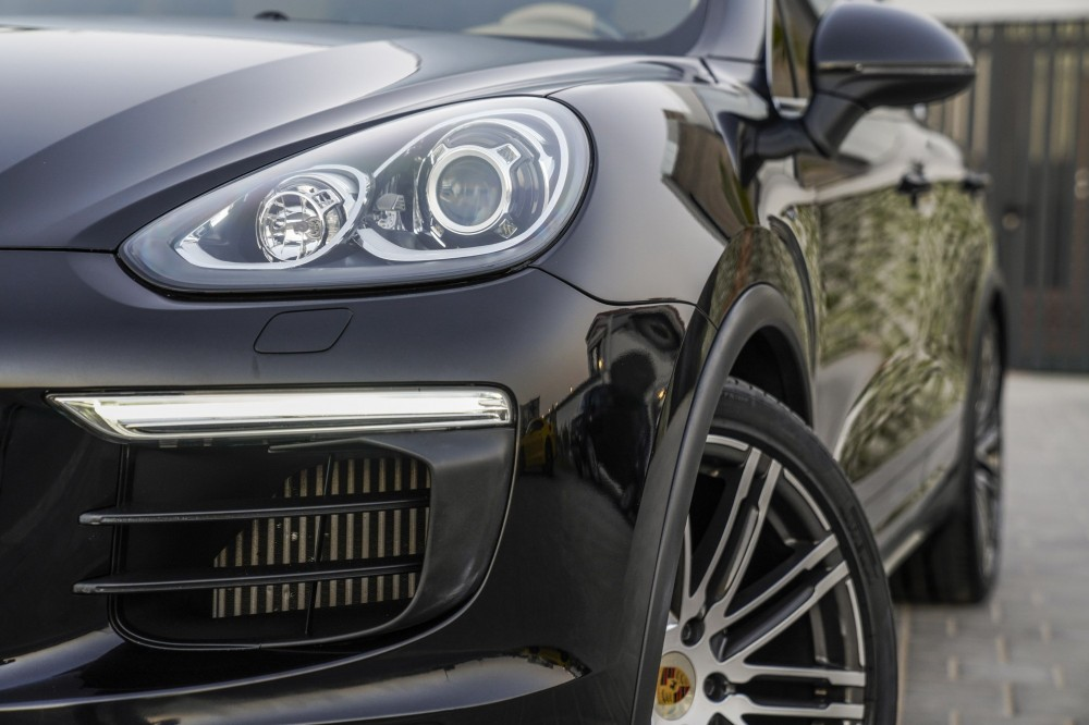 buy pre-owned Porsche Cayenne S in UAE