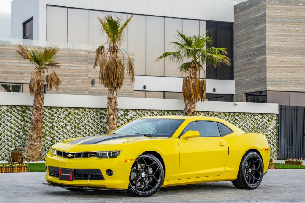 buy certified Chevrolet Camaro RS V6 without downpayment