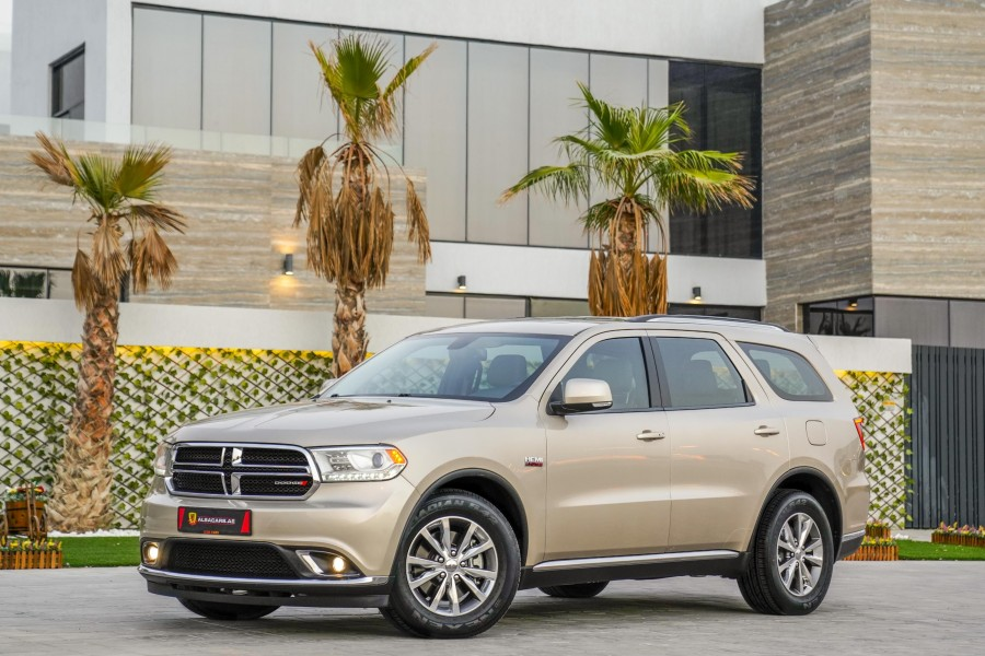 Dodge Durango Limited V8