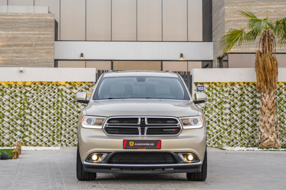 buy second hand Dodge Durango Limited V8 without downpayment