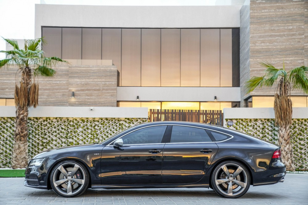 buy certified Audi S7 4.0L V8 without downpayment
