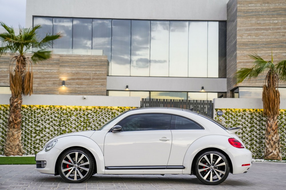 buy pre-owned Volkswagen Beetle without downpayment