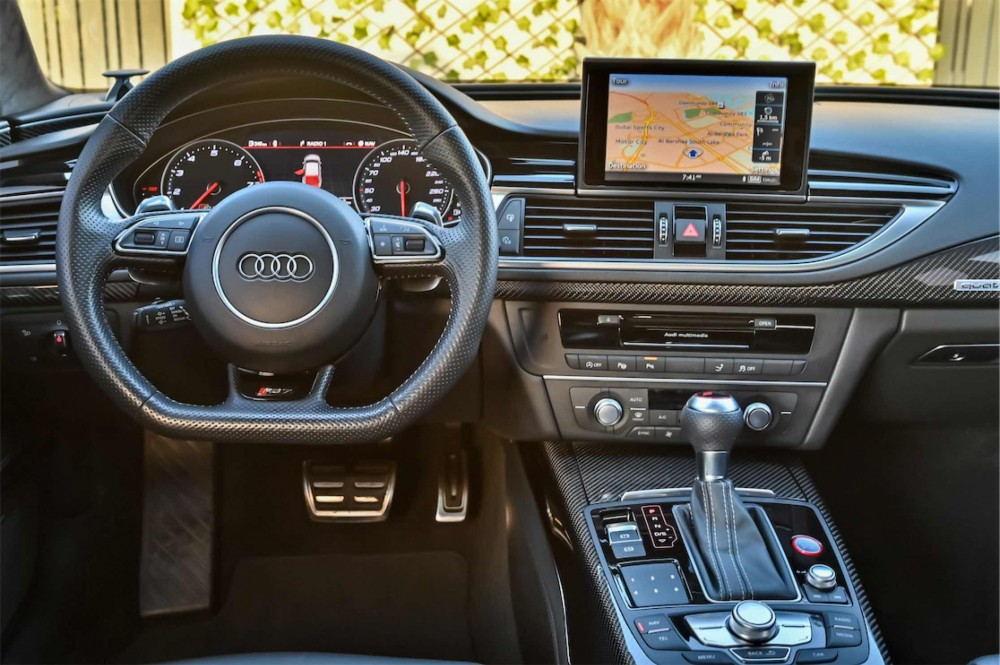 buy certified Audi RS7 4.0L V8 with warranty