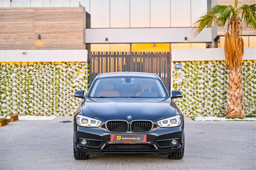 buy second hand BMW 120i in UAE