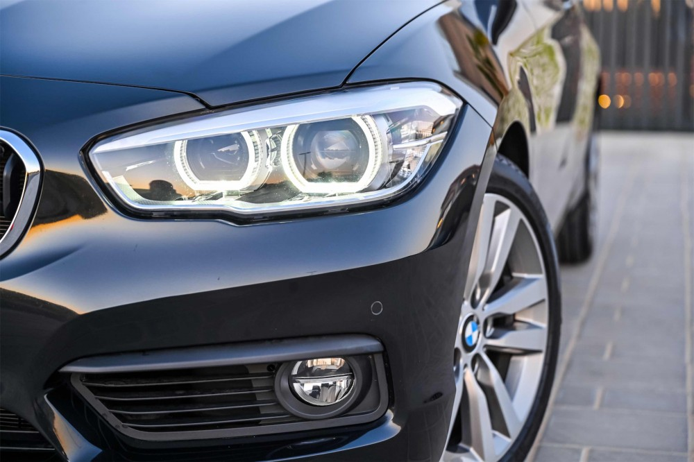 buy approved BMW 120i in Dubai