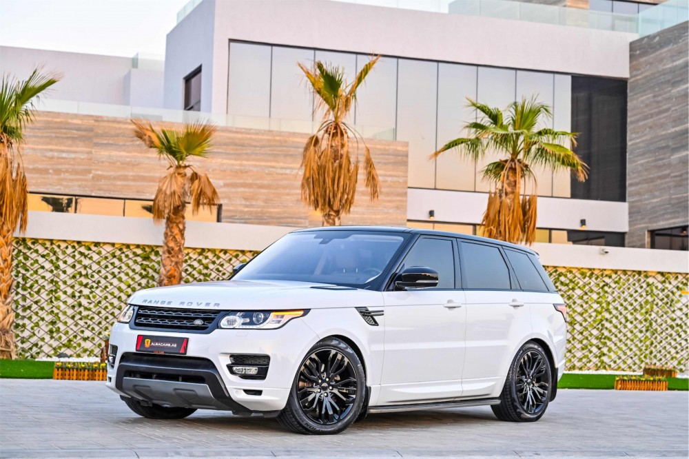 buy certified Range Rover Sport Autobiography Kit without downpayment