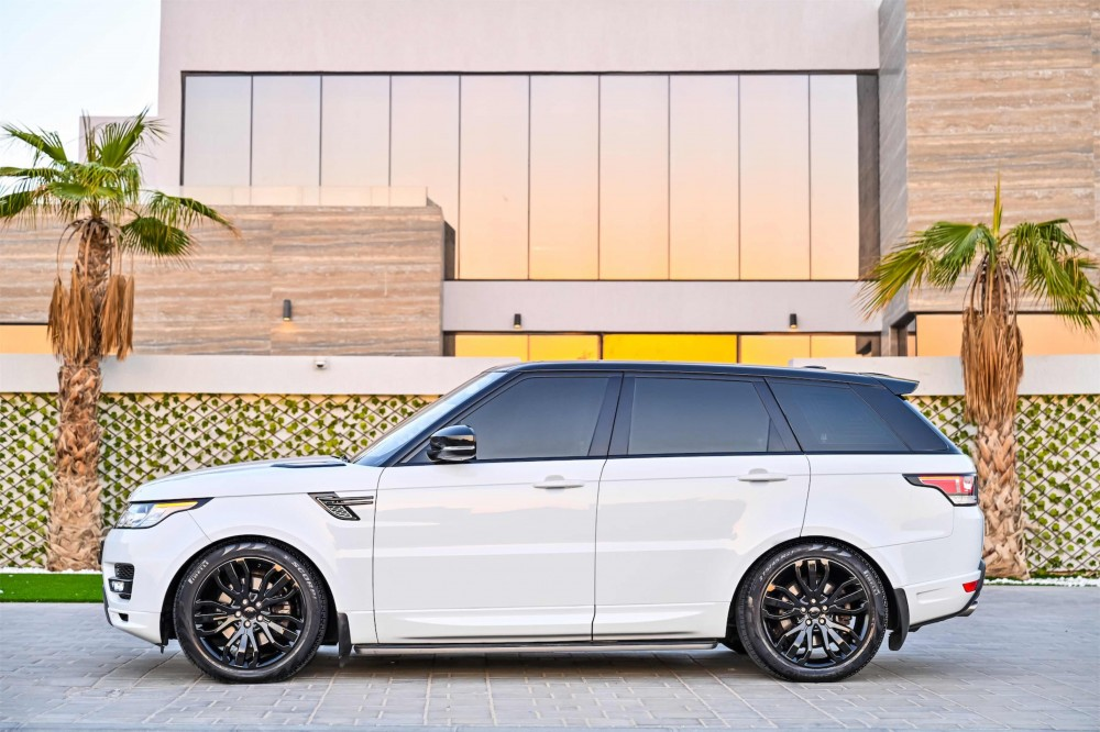 buy second hand Range Rover Sport Autobiography Kit with warranty