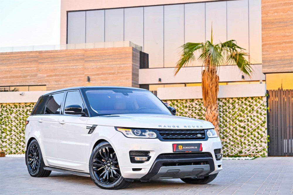 buy second hand Range Rover Sport Autobiography Kit without downpayment