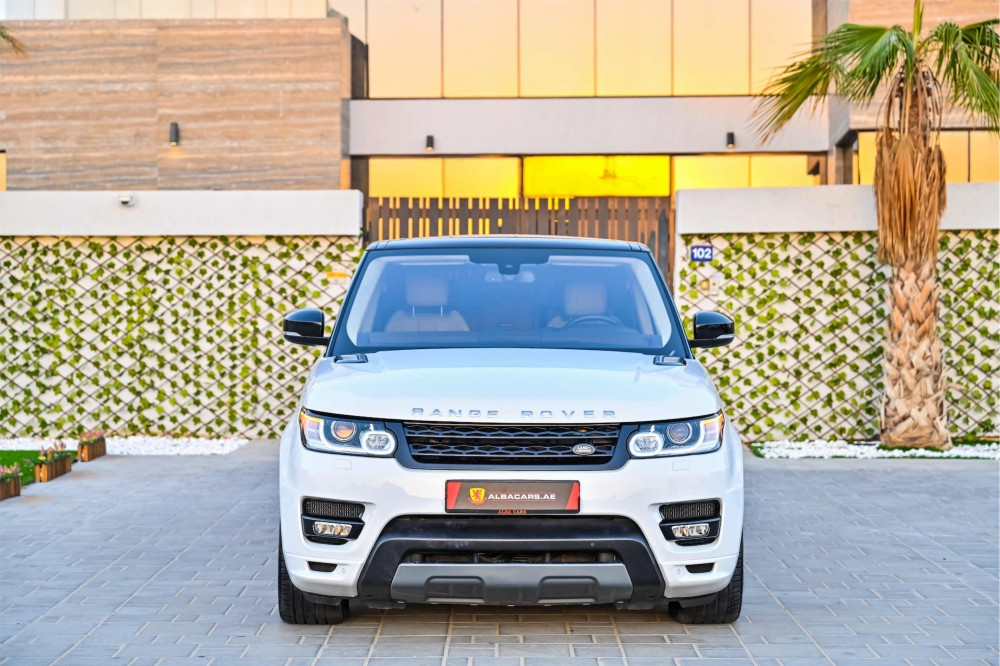 buy second hand Range Rover Sport Autobiography Kit in UAE