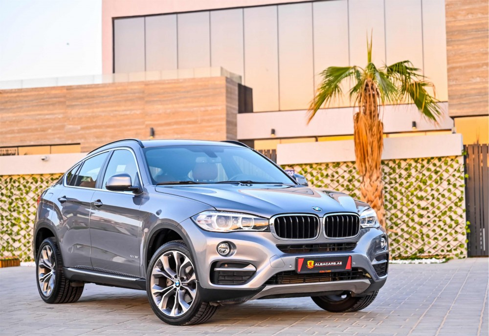 buy approved BMW X6 in UAE