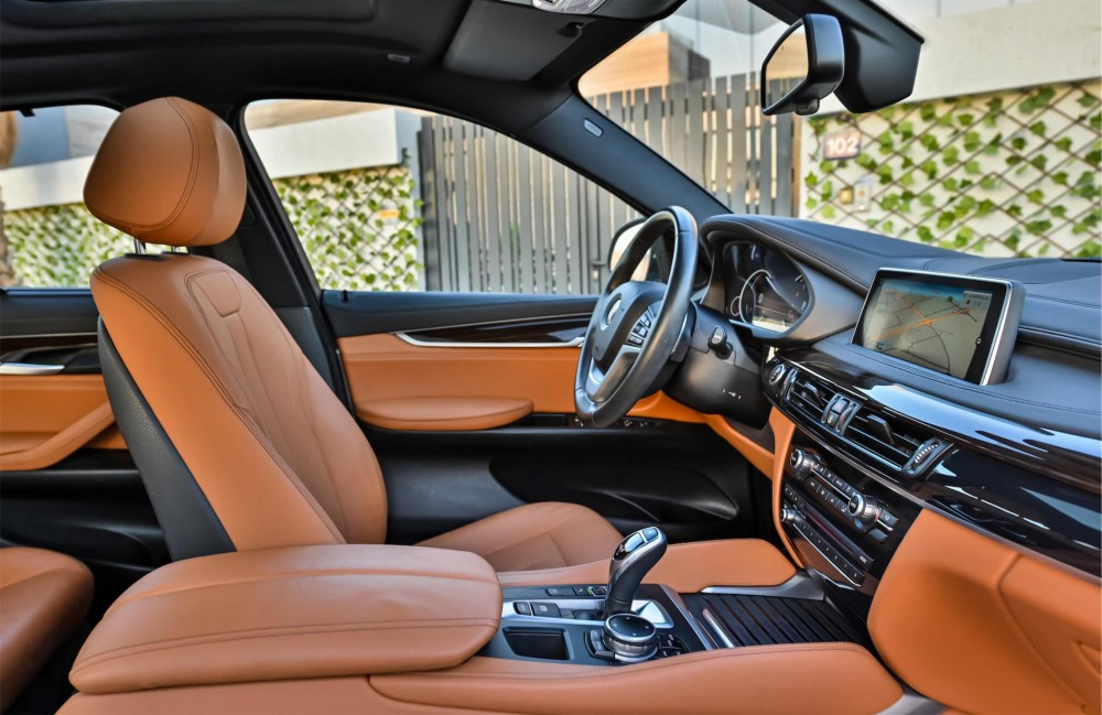 buy pre-owned BMW X6 without downpayment