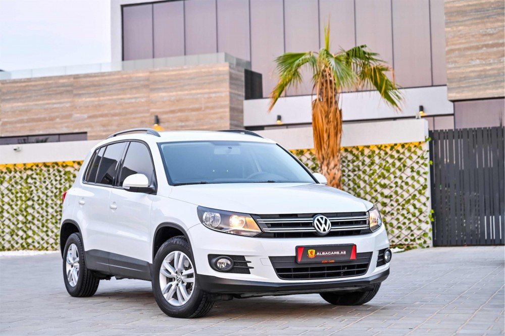 buy pre-owned Volkswagen Tiguan without downpayment