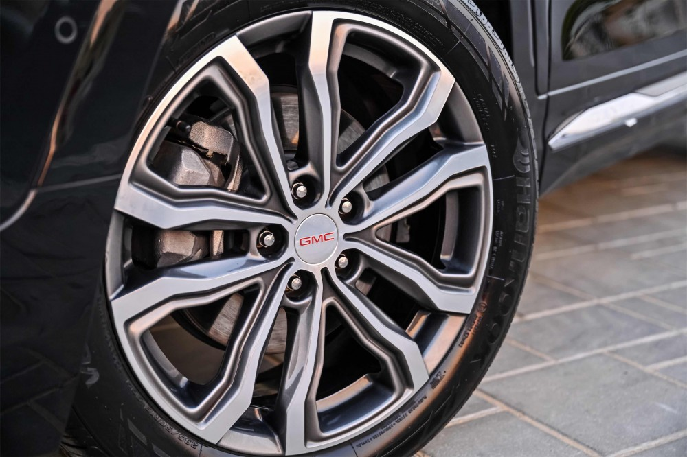 buy pre-owned GMC Terrain Denali without downpayment