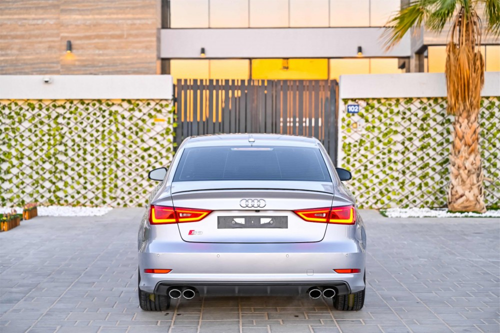 buy approved Audi S3 with warranty