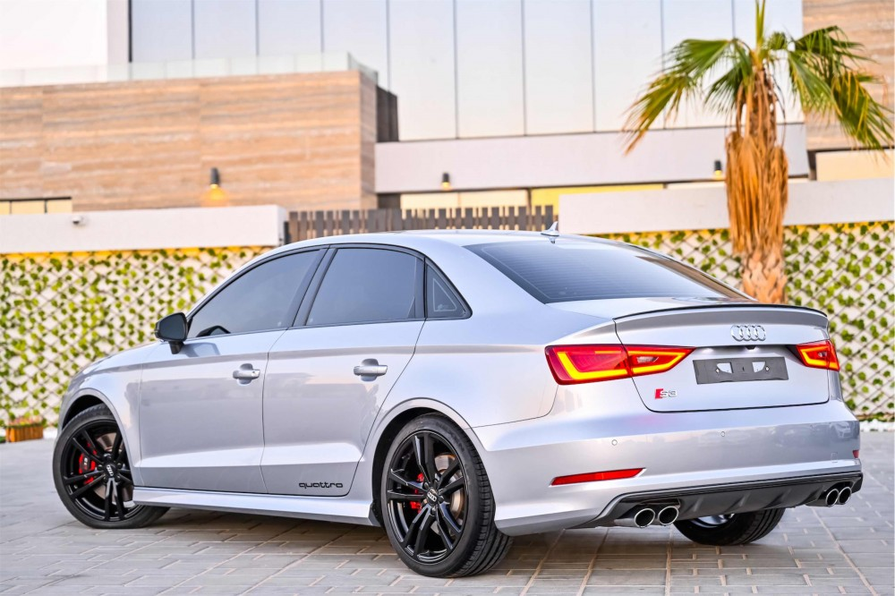 buy pre-owned Audi S3 with warranty