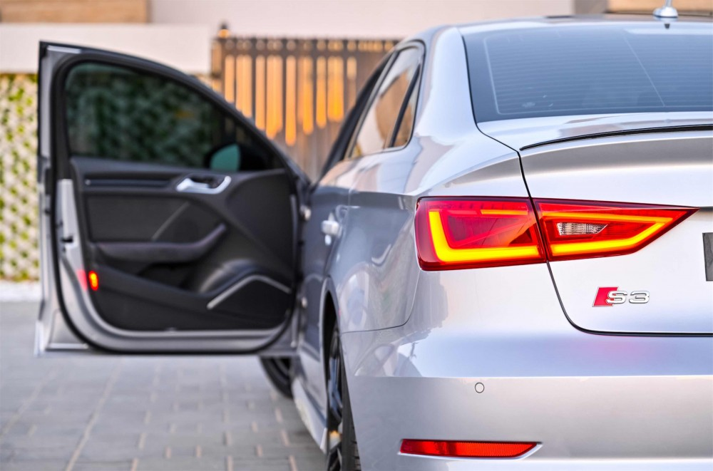 buy used Audi S3 without downpayment
