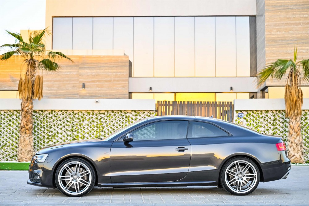 buy approved Audi A5 S-Line without downpayment