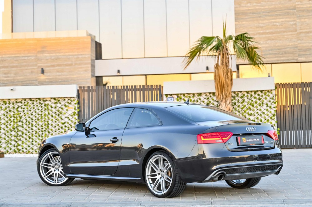 buy certified Audi A5 S-Line with warranty