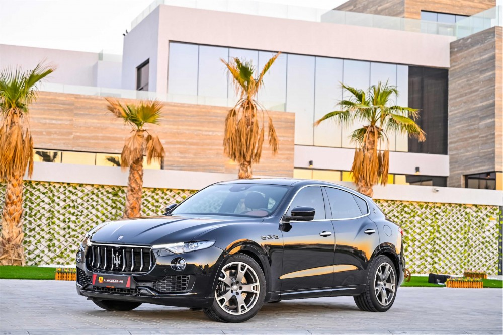 buy certified Maserati Levante S without downpayment